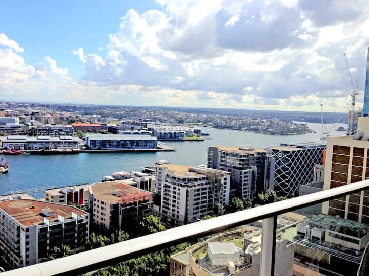 Syd CBD 2br Harbour View Apartment