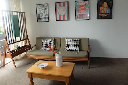 Own Room in Inner City Suburb - Auckland - Apartament