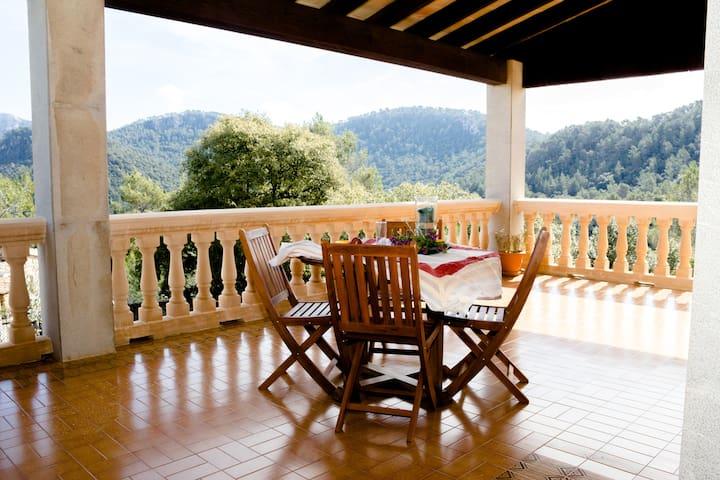 VILLA SIERRA DE TRAMUNTANA-LLUC - Serra de Tramuntana - 샬레(Chalet)