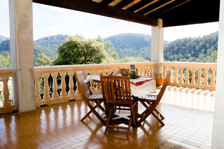 VILLA SIERRA DE TRAMUNTANA-LLUC - Serra de Tramuntana - 牧人小屋