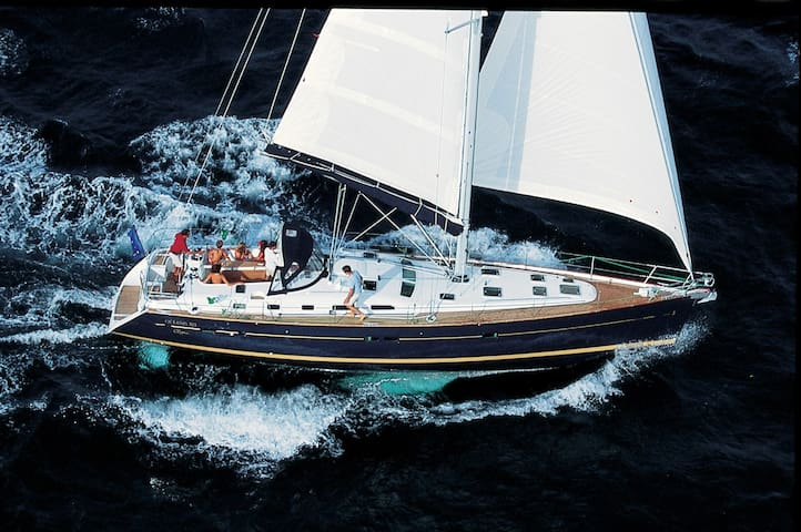 Family Sailing Yacht Adventures