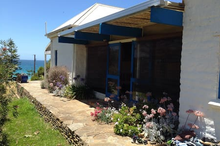 Kangaroo Island beachfront cottage - Penneshaw
