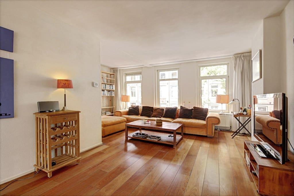 Big Living room, 50 m2