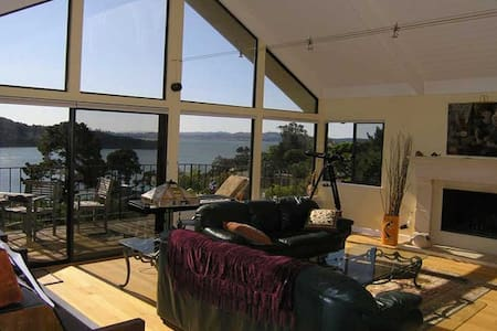 Stunning Panoramic S.F. Bay views - Бельведер-Тибюрон - Дом
