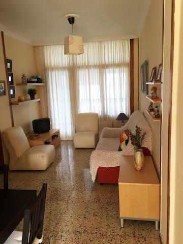 APARTAMENTO CON AIRE DE MAR - Los Silos - Apartment