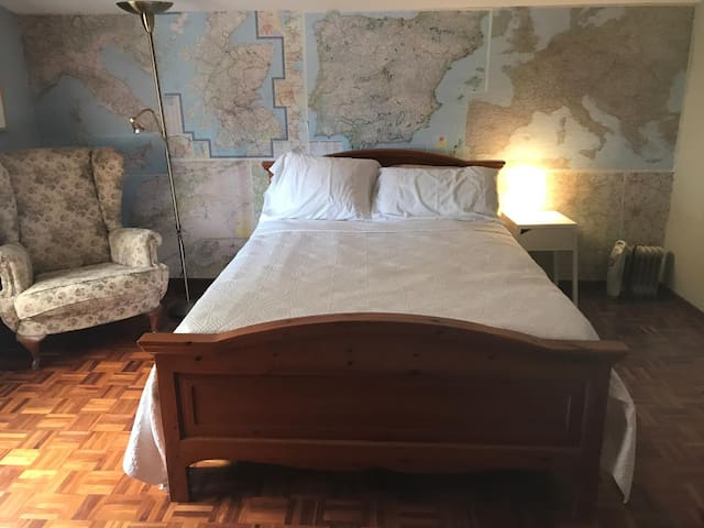 """Geographic""  