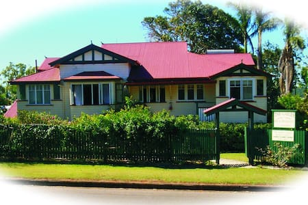 Lovely apartment in Queenslander - Yungaburra - Bed & Breakfast