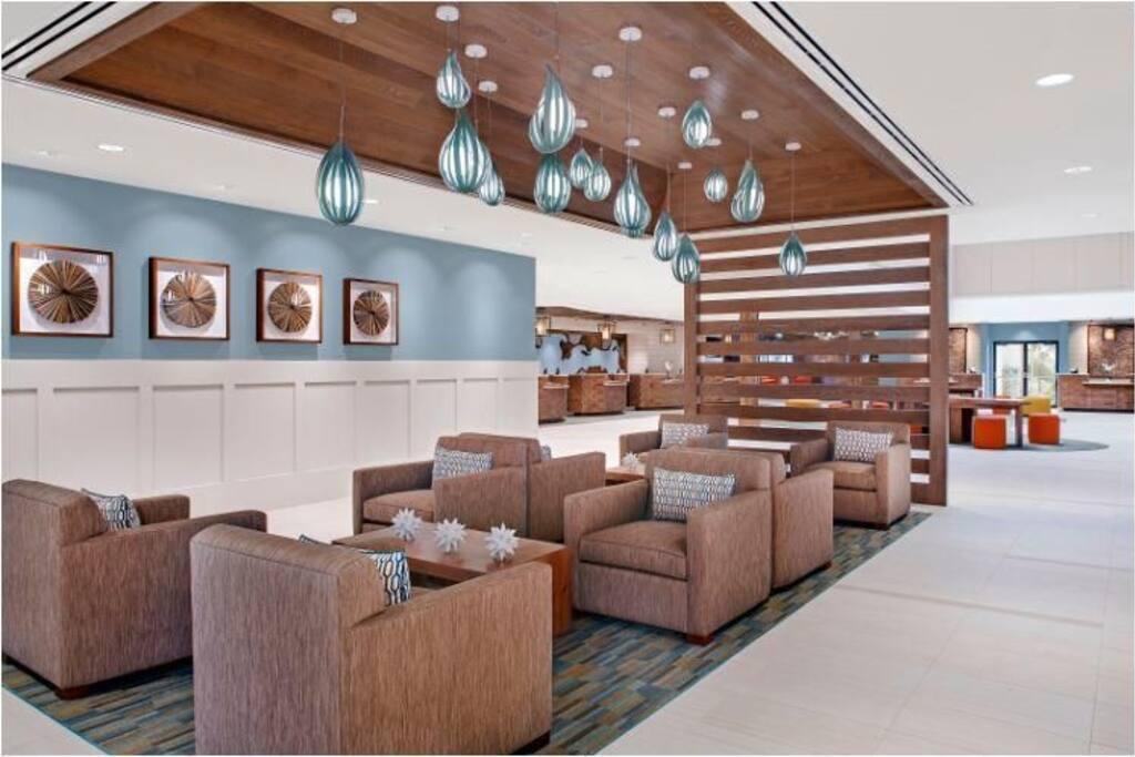 Lobby Area