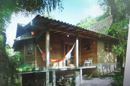 Uma linda cabana. Paz e natureza. - São Francisco De Paula  - Casa