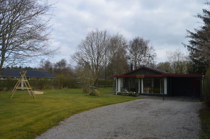 Sommerhaus am Ringköbing Fjord in Dänemark