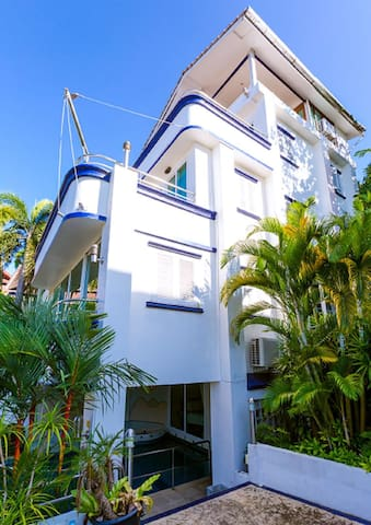 patong seaview 4bedroom villa /near bangla raod