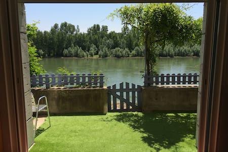Paisible au bord de la Garonne - Colayrac-Saint-Cirq