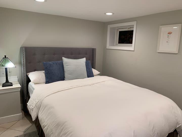 Private Apartment-Near NYC/Newark Airpt/OutletMall