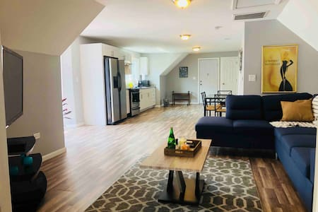 Cute, cozy modern apartment 20 min from ohare and midway airports and 30 min to downtown