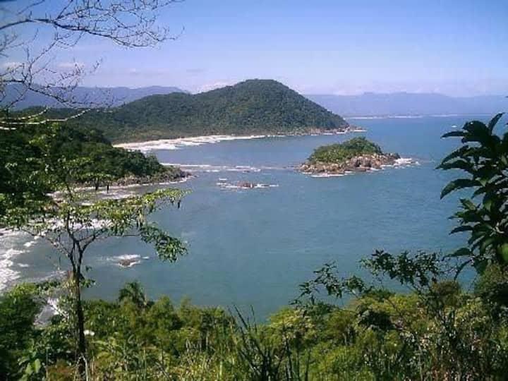 Camping Cantão, Prainha Branca,  Chalé Saquaritá