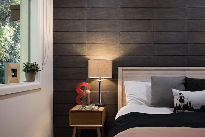 East St 2 Daylesford Bedroom