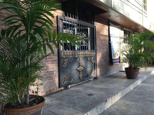 Hotel en el mismo centro de Sto Dgo