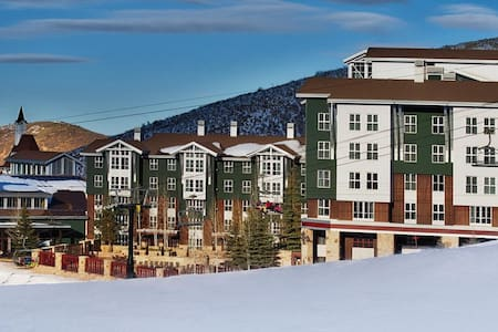 Marriott Mountainside Studio - SUNDANCE Jan 21-28 - Park City