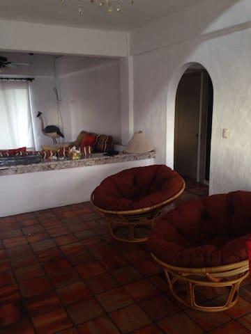 penthouse con club de tenis en Puerto Vallarta - Puerto Vallarta - Appartement en résidence