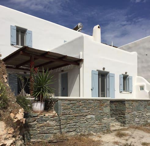 Cycladic Beach House - Kythnos - Kanala - Dom