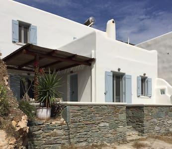Cycladic Beach House - Kythnos - Kanala