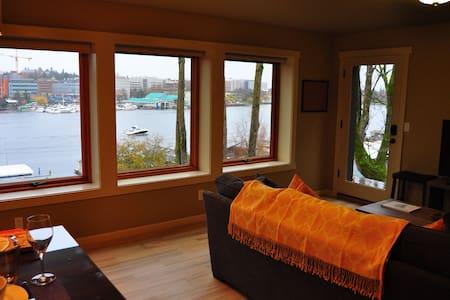 Portage Bay View!-One Bedroom Apt