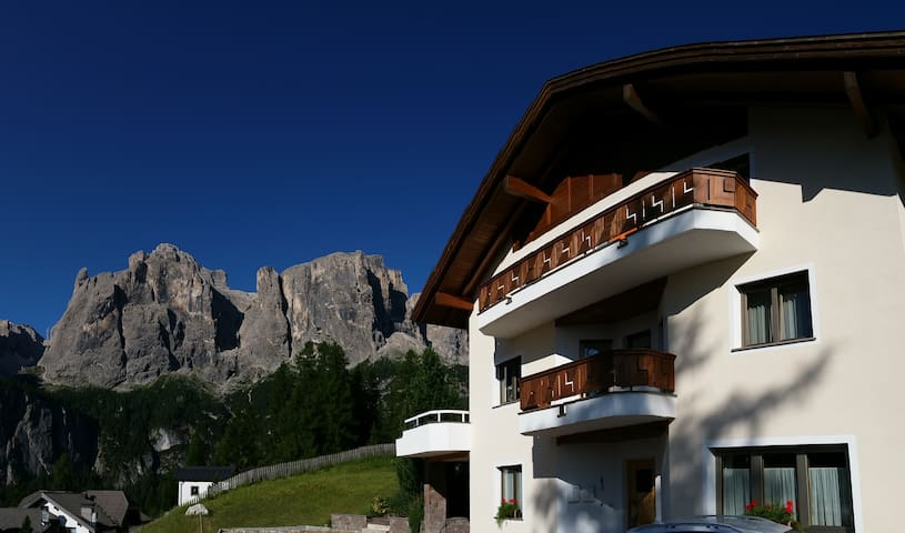 Double room - Dolomites - Corvara in Badia - Loft