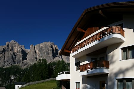 Double room - Dolomites - Corvara in Badia