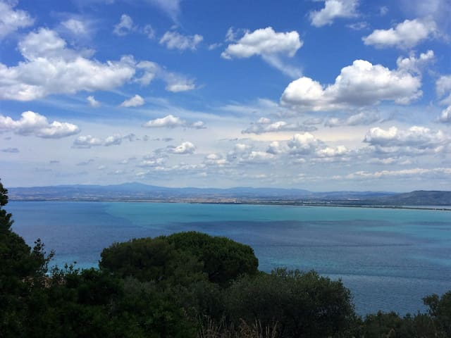 Tuscan Villa With Breathtaking Views