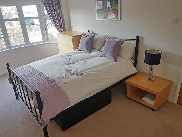 Spacious room, perfect for walkers or short breaks