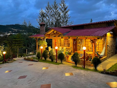 """""""Comfortable Chalet in Otavalo"""""""