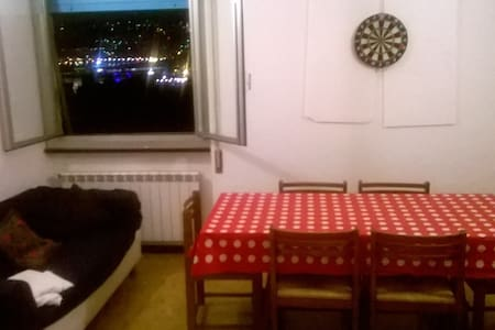 Flat in the city centre with beautiful view - 아파트