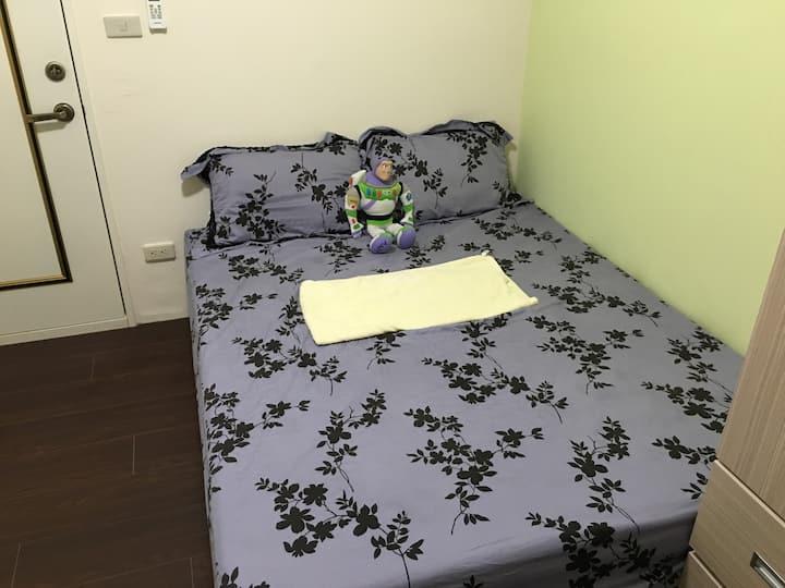 清大優質套房-溫馨紫羅蘭(大降價)
