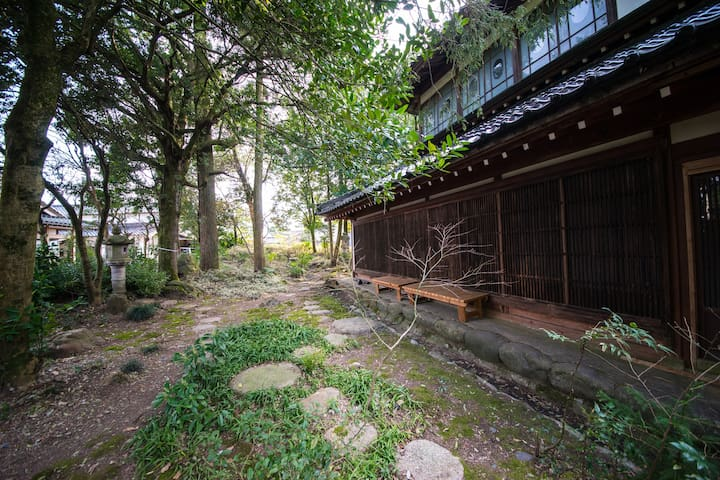 Japanese traditional house (Tatami - Tonami
