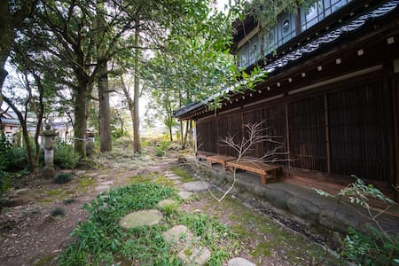Japanese traditional house (Tatami - Tonami - House