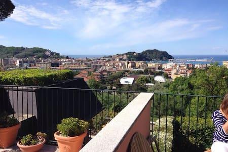 Villetta vista mare - Sestri Levante