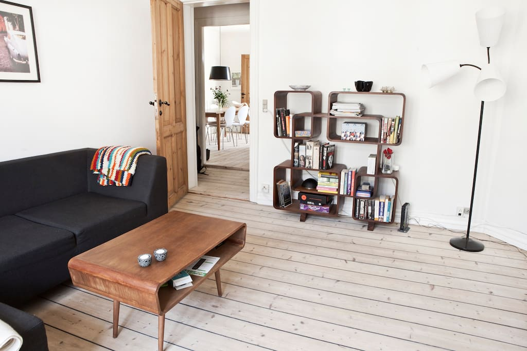 Lovely 3 room flat in hip area