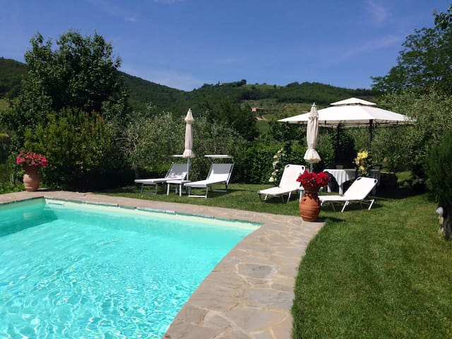 b&b Casale Le Masse - Greve In Chianti - Bed & Breakfast