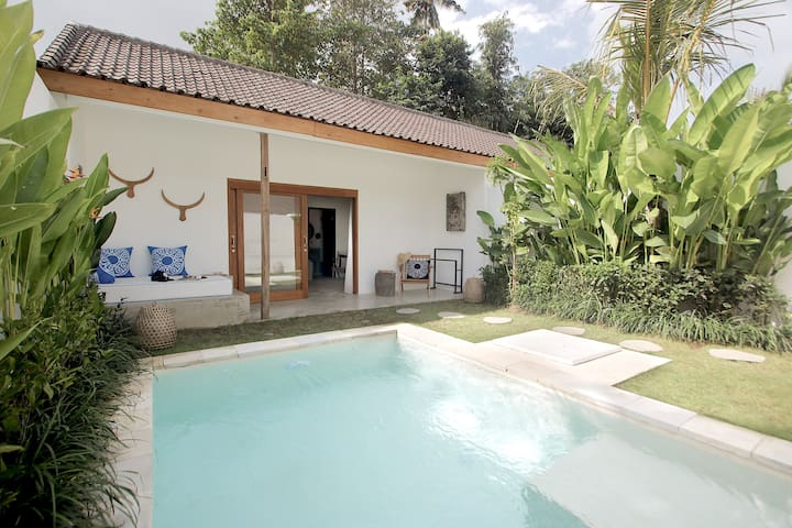 UBUD Modern apartment with private pool #8