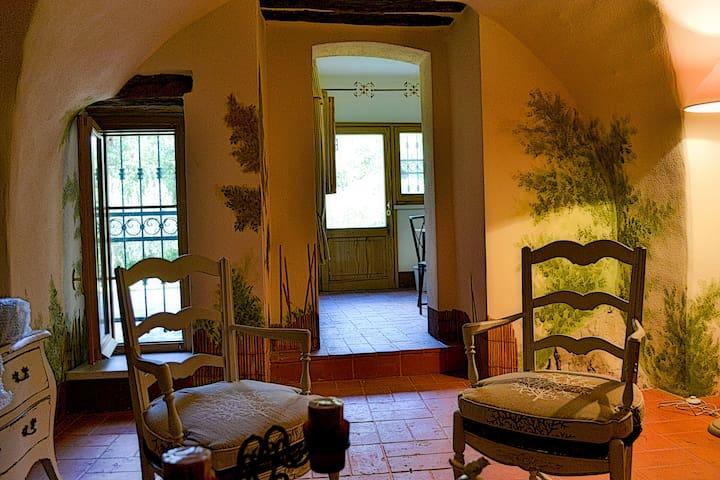 Accogliente casa nel verde n.14bis - Borrello - Huoneisto