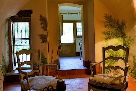 Accogliente casa nel verde n.14bis - Borrello - Apartamento