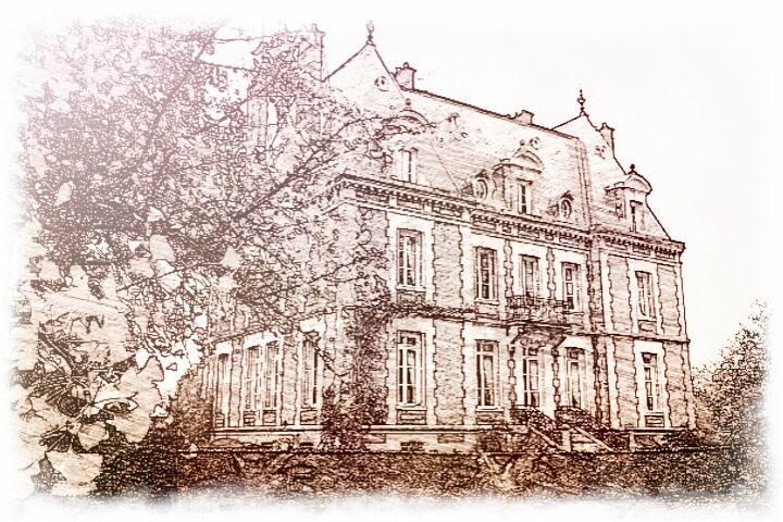 Gite de charme dans le parc du Château