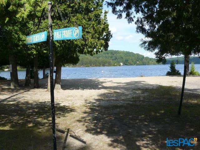 Le 2087 Chemin du Lac Brulé - Chertsey - อพาร์ทเมนท์