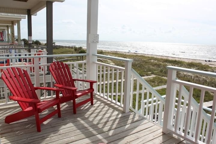 Beachfront! St. George Is. Fl - St. George Island - Dom