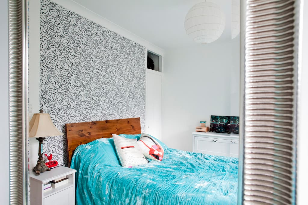 Stylish 2 bed house in Walthamstow