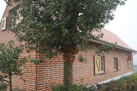 Ancienne ferme flamande restaurée - Boeschepe - 独立屋