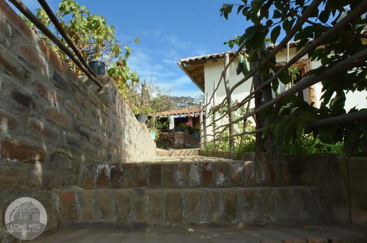 La Casa de Mercedes, Alojamiento Rural Andino