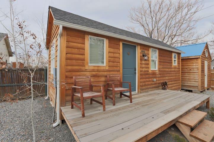 Enjoy Denver through our Cozy Guest Cottages!