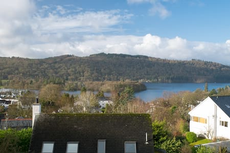 Cosy Character Room with Fab Views! - Bowness-on-Windermere