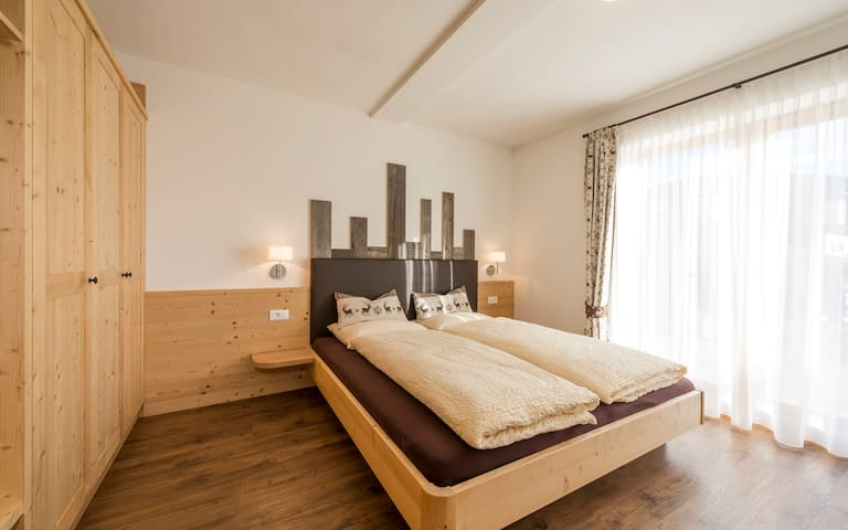 Appartaments Drei Zinnen - Brixen - Afers - Apartment